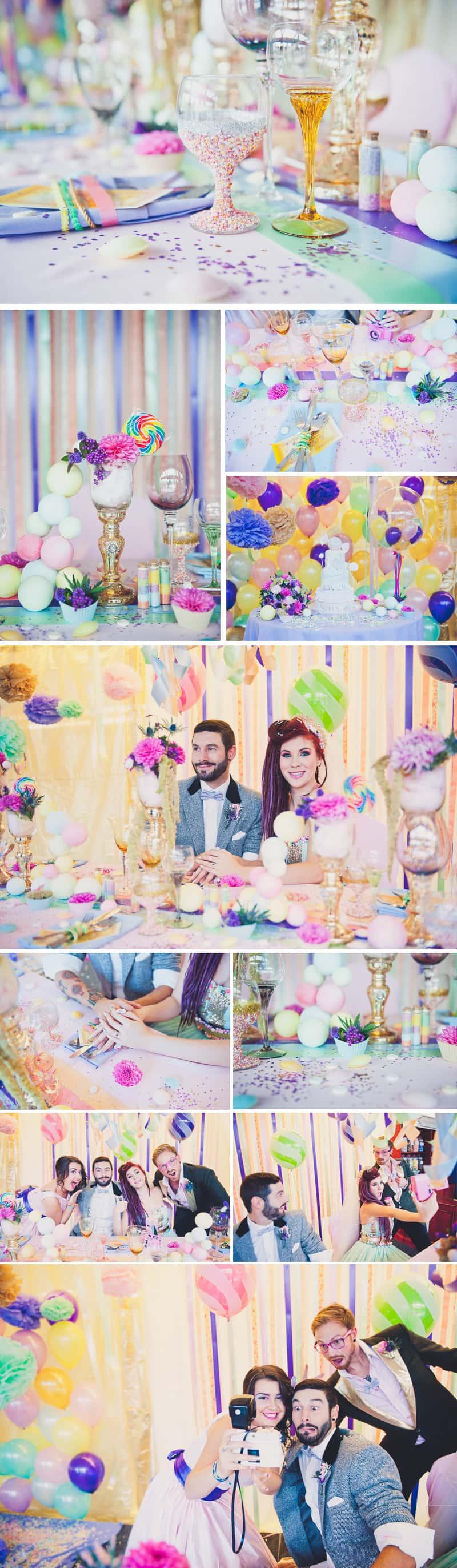 Willy Wonka Weird Wonderful Wedding World 5