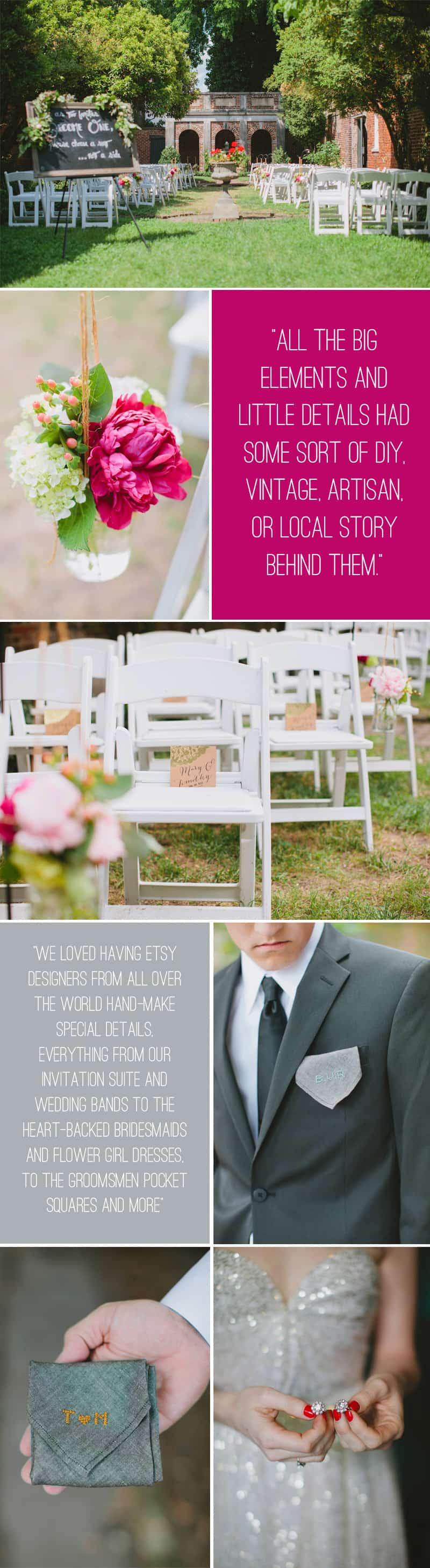 Etsy Hollywood Glamour Wedding 2T