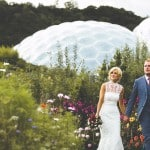 A Glastonbury Festival Themed Wedding At The Eden Project – Charli & Matt