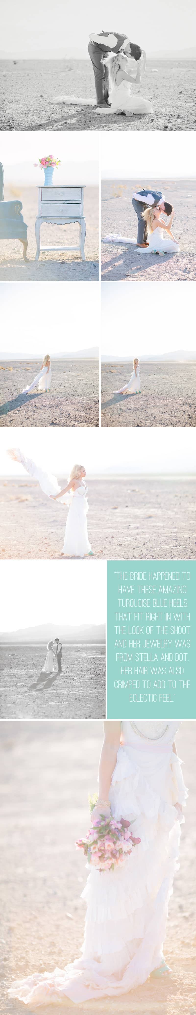 Las Vegas Styled Shoot Blue Plum Desert 2