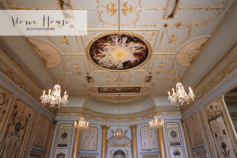 Coco Wedding Venues - Stowe House