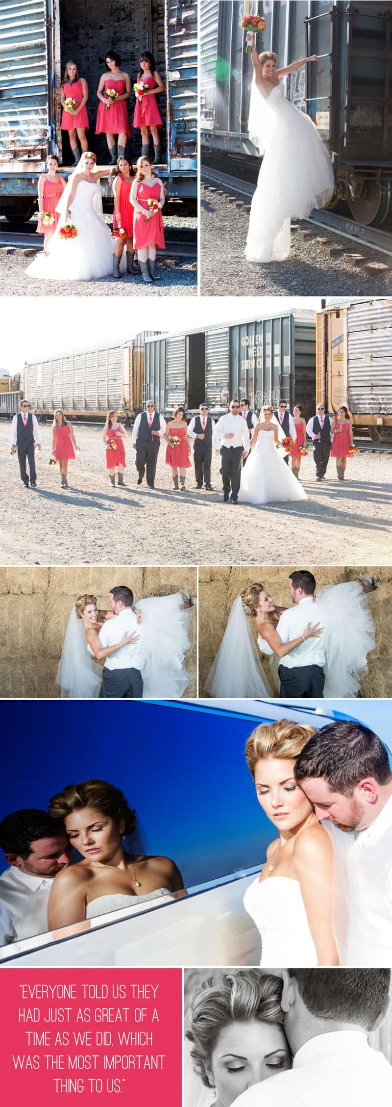 Country Cowboy Rustic Wedding 4