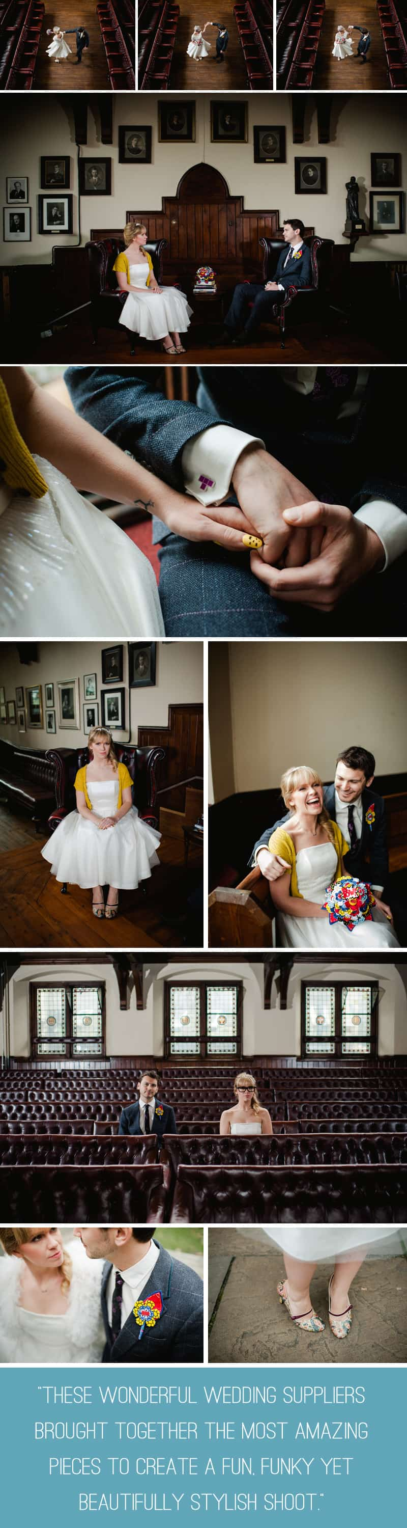 Geek Chic Styled Shoot 1803