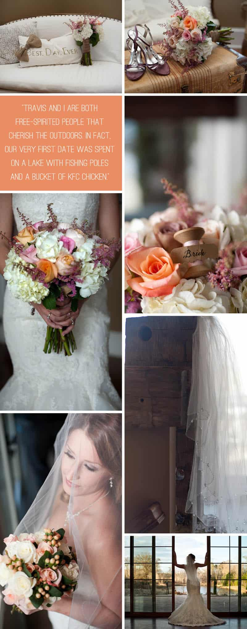 A Rustic Winter Wedding 2