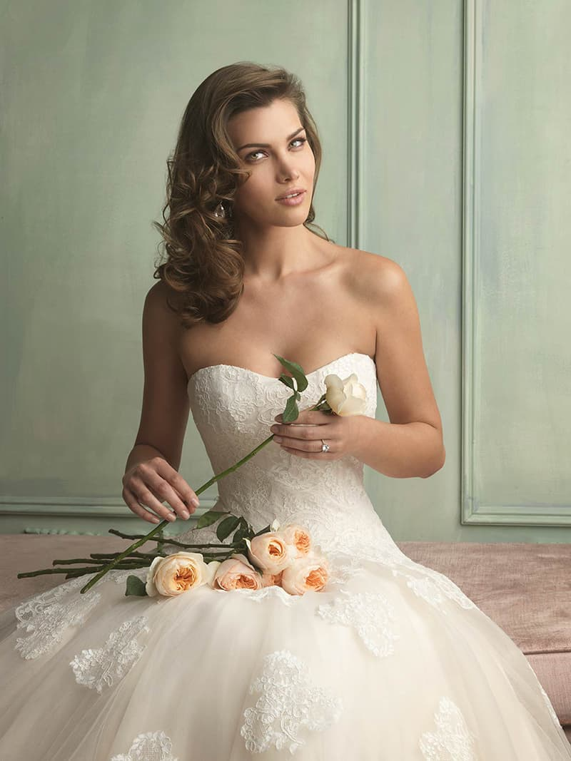 Allure Bridal 2014 Collection