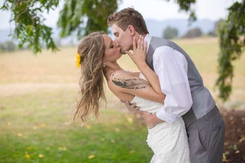 Budget Wedding under £1500