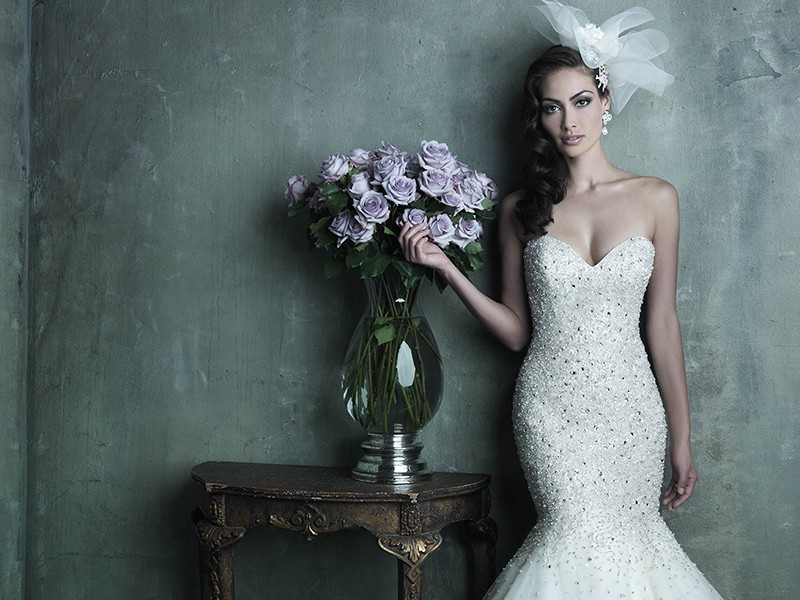 Allure Bridals 2014 collections