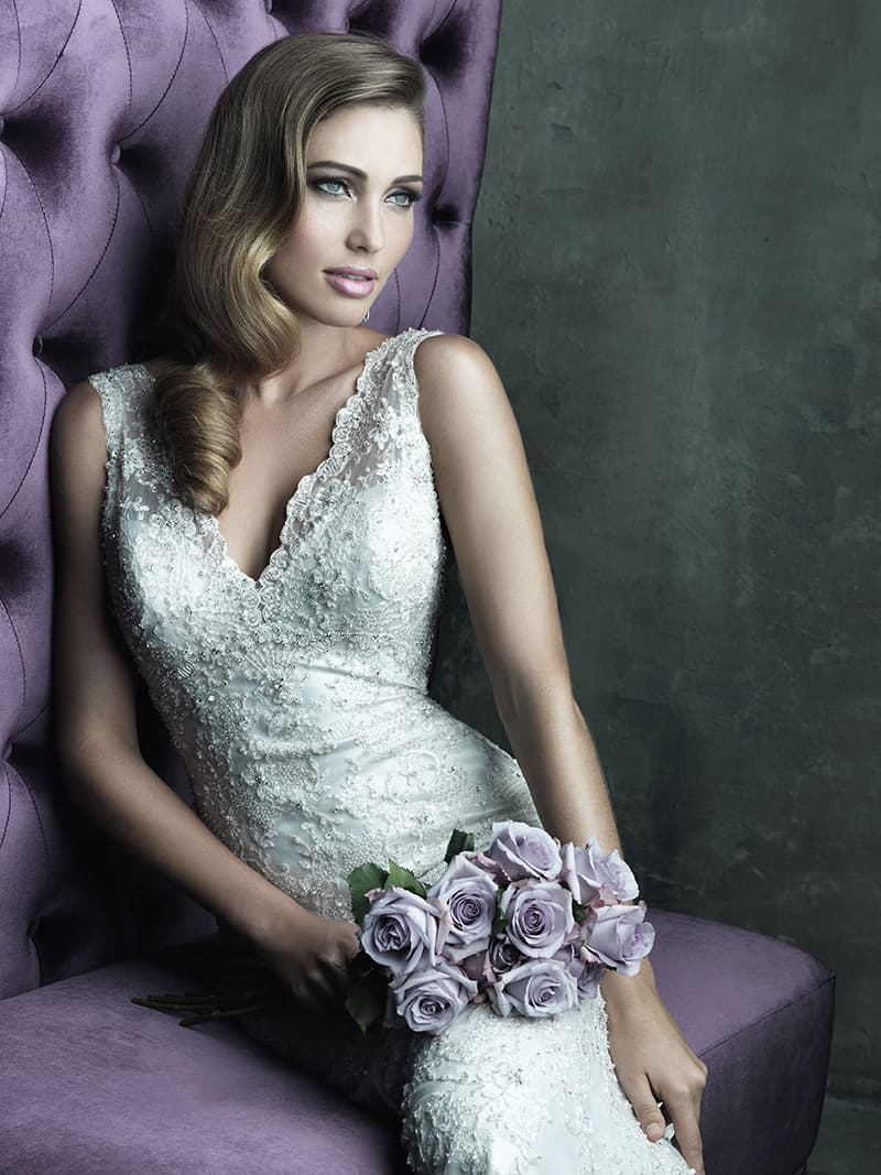 Allure Bridal collection 2014