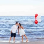 A Beautiful Beach Engagement: Chris & Kelly