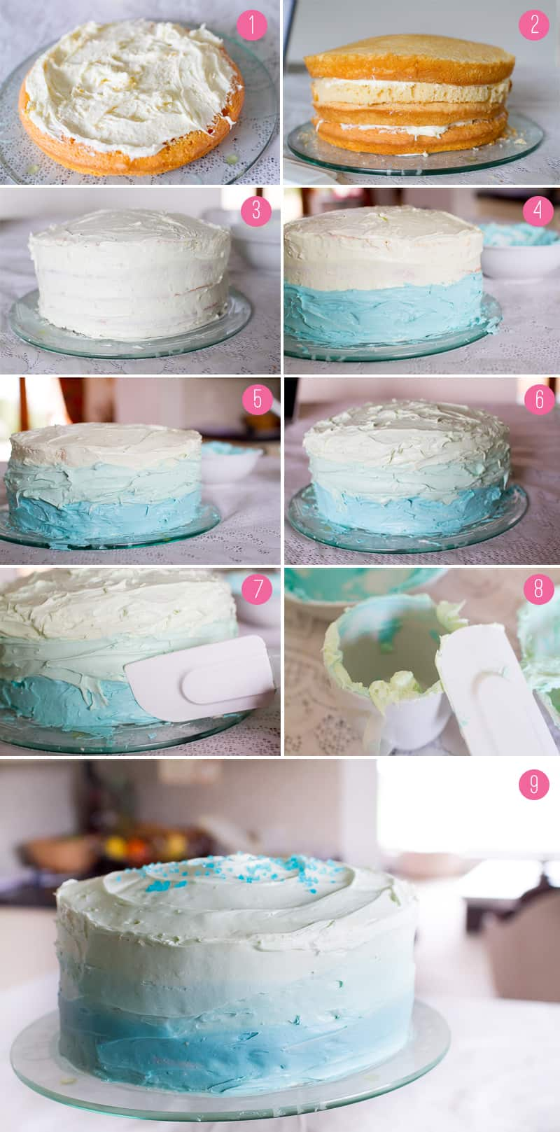 Tips For Making Ice Cream Cake