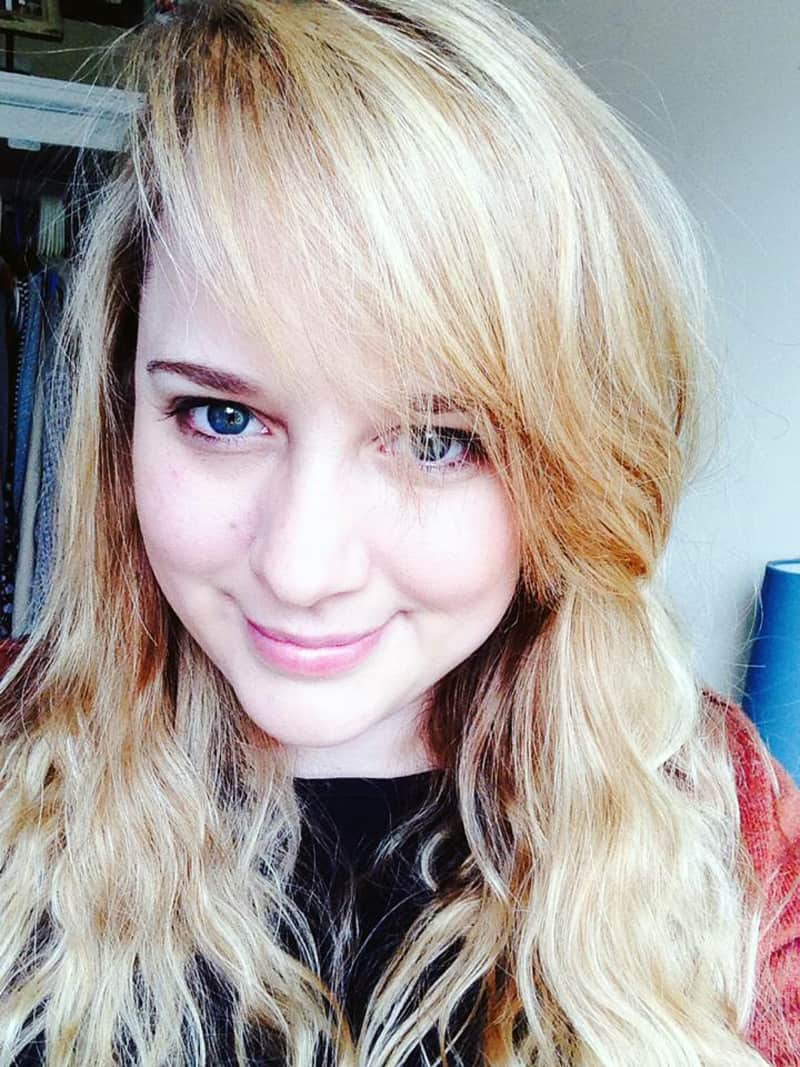 No Make-up selfie ~nomakeupselfie emily pettiford