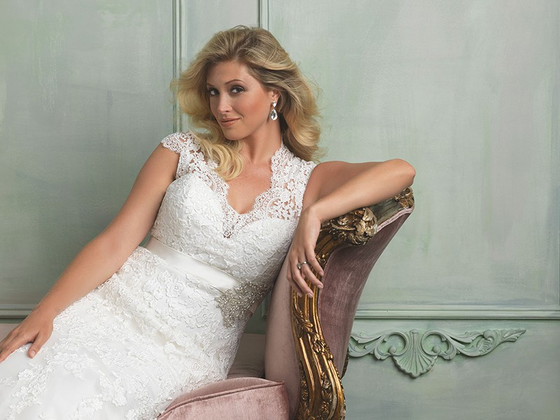 Allure 2014 Bridal collection