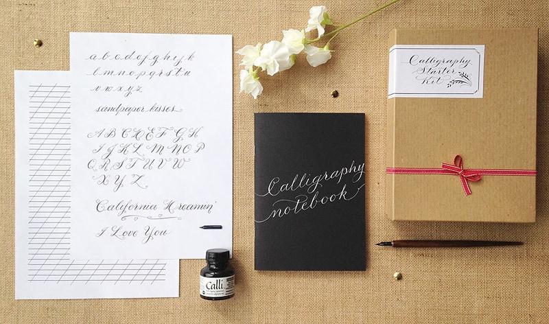 Great Creative With Calligraphy Bespoke Bride Wedding Blog