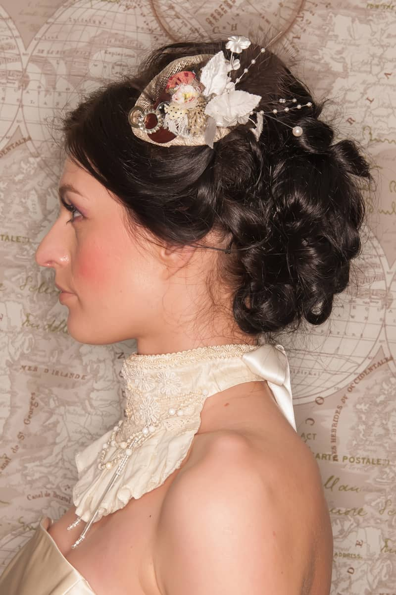 Steampunk styled shoot