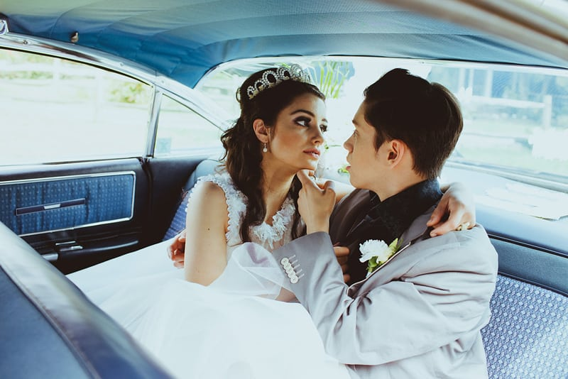 a 60s americana styled shoot inspired by elvis