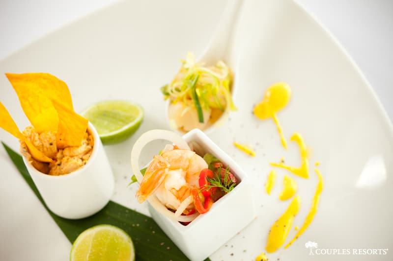 couples-tower-isle-ceviche-platter