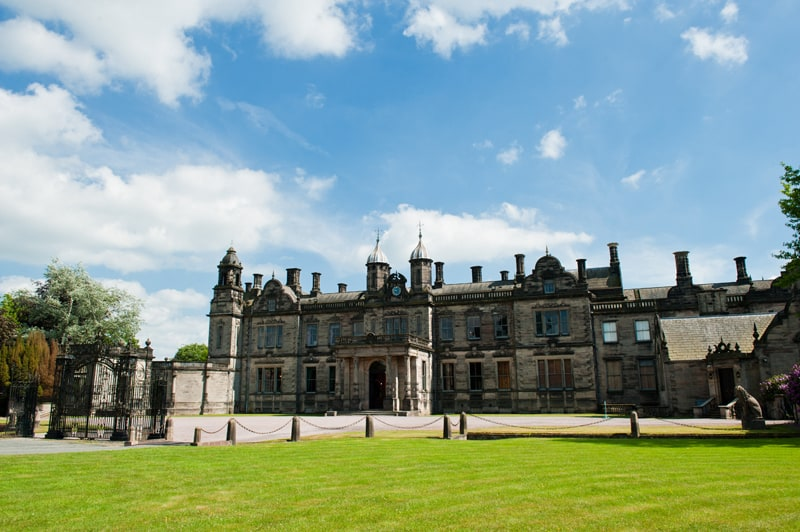 5 Reasons Sandon Hall Is The Perfect Place To Hold Your Festival Wedding