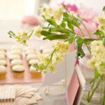 A DIY Pink & Gold Bridal Shower