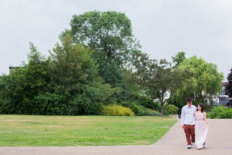 Cute Quirky Engagement Shoot Valentines Park 55. U201c
