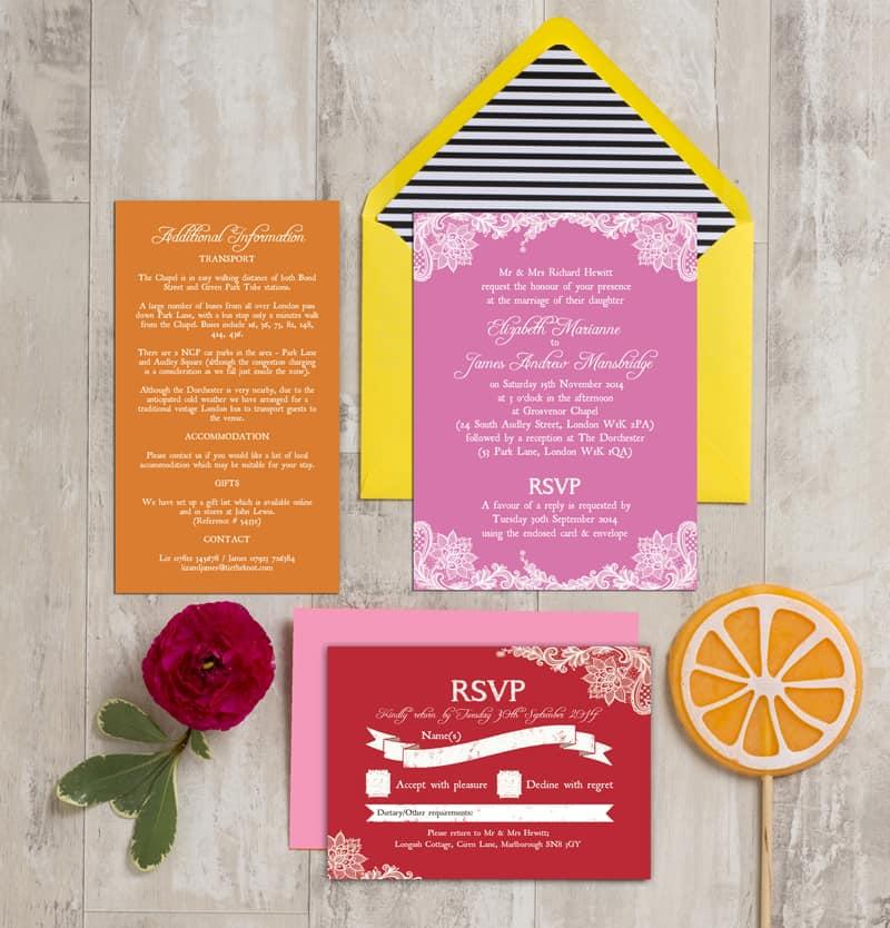 Edible Cake Paper DIY wedding Cake Tutorial 2 WEDDING STATIONERY BY HIP HIP HOORAY