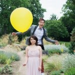 A Quirky & Fun Engagement Shoot in Valentines Park