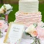 The Blushing Bride – A Blush Pink & Gold Romantic Styled Shoot
