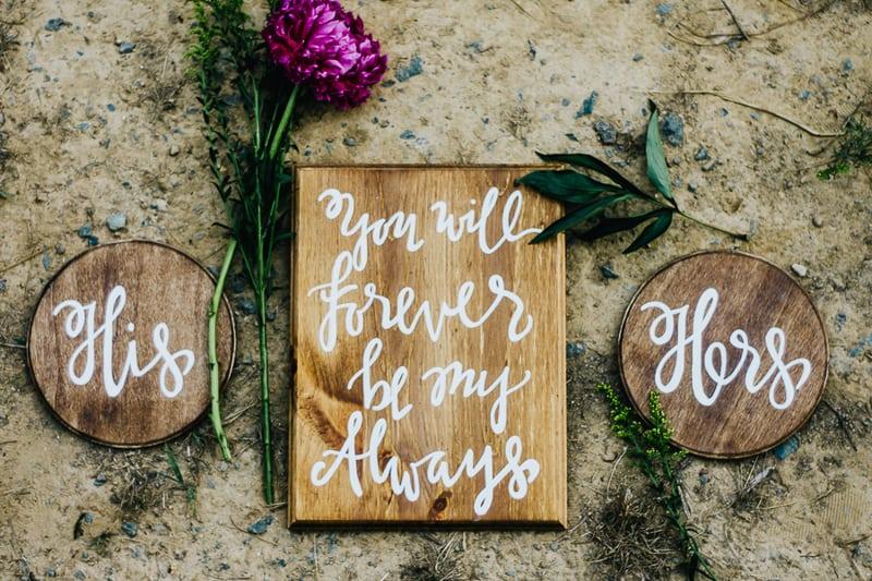 Styled Anniversary shoot romantic styled shoot rustic vintage handmade diy wedding chocolate themed wedding-51