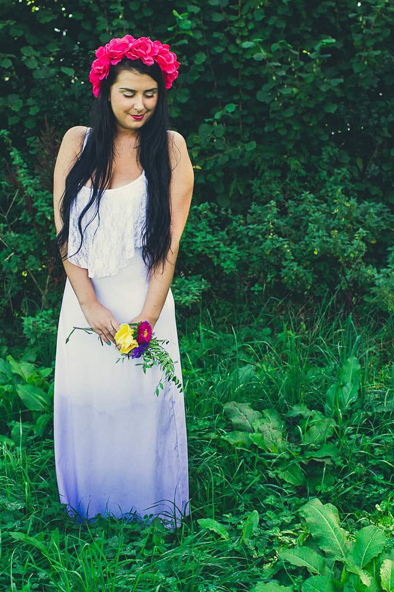 diy ombre wedding dress ombre wedding dress DIY Ombre Wedding Dress Tutorial 2