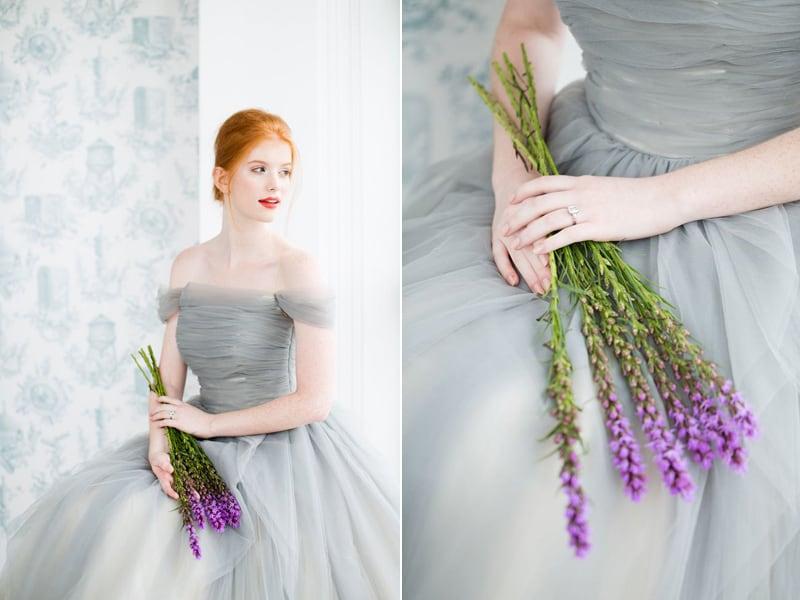 Orange Inspired Bridal Makeup