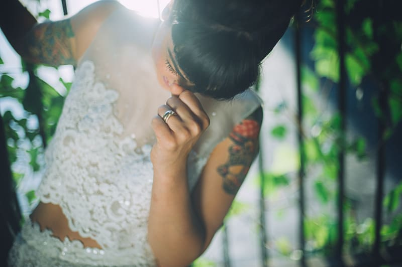 Pineapple Styled Summer Wedding Inspiration Bridal Fashion Unique Bride-32