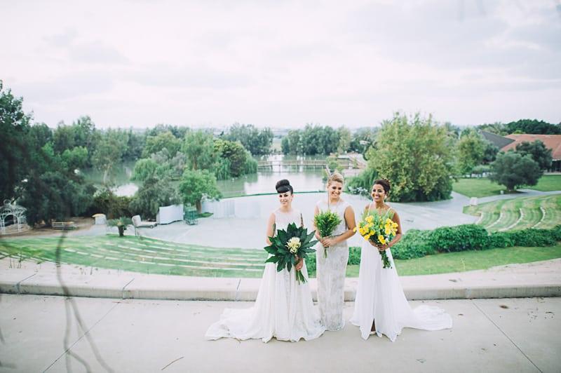 Pineapple Styled Summer Wedding Inspiration Bridal Fashion Unique Bride-41