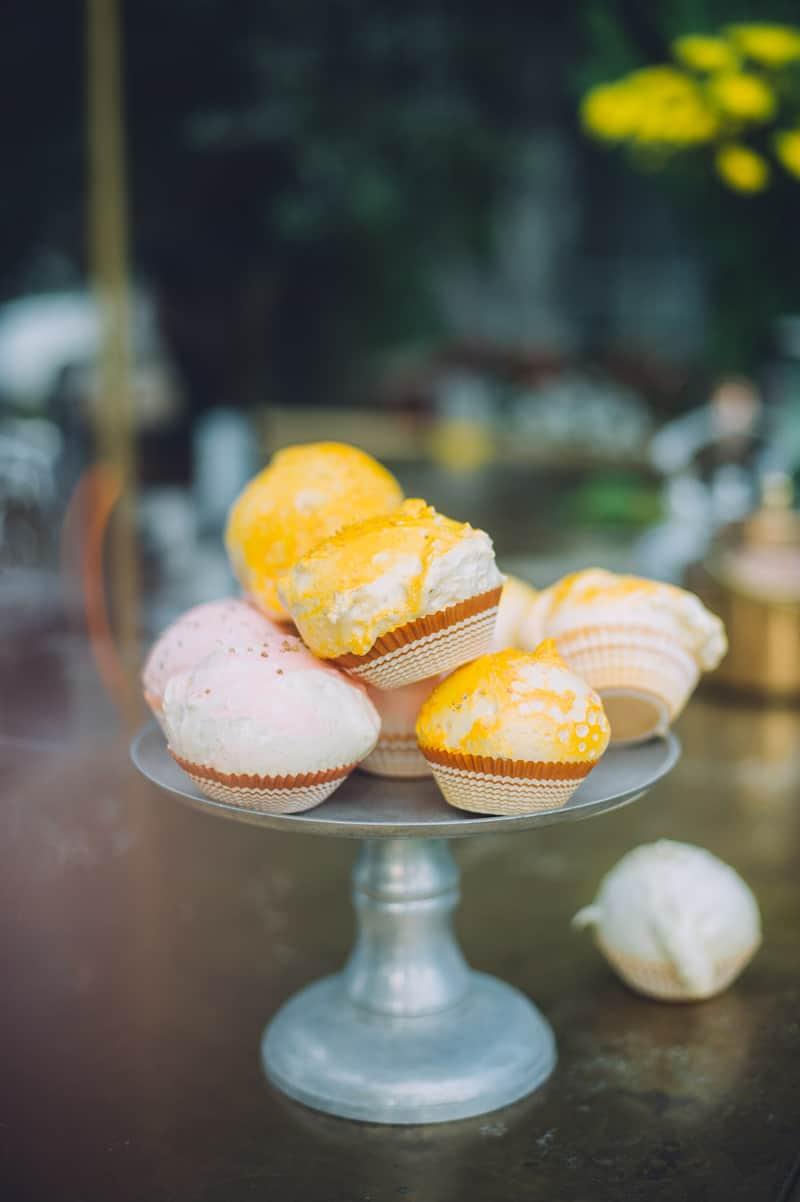 Wedding dessert cupcakes treats fun cute ideas