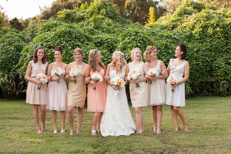A Carefree & Romantic Rustic Wedding (30)