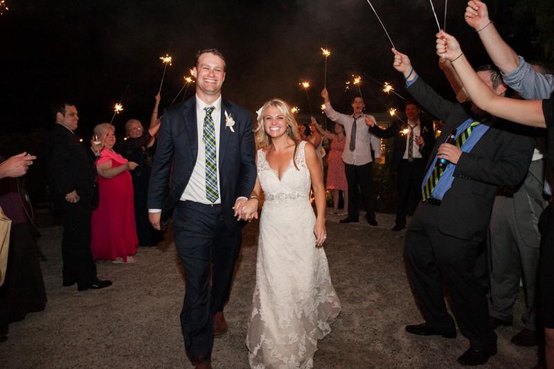A Carefree & Romantic Rustic Wedding (40)