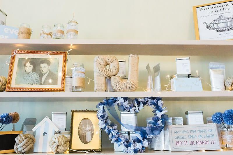 A Nautical themed DIY Wedding (25)