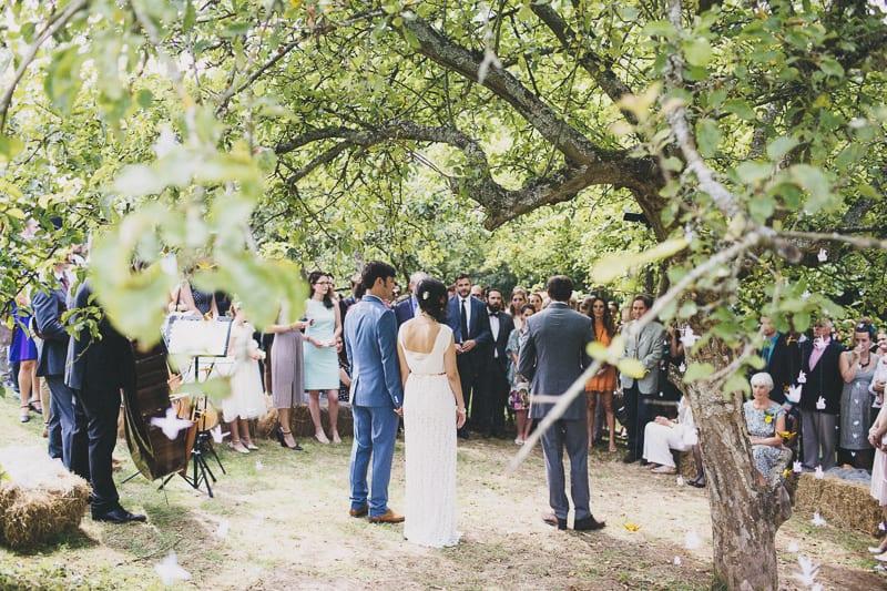 Folly farm wedding by Liron Erel 0051