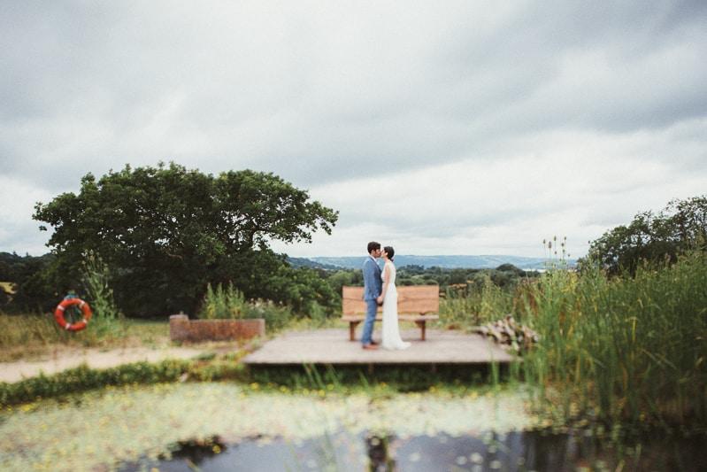 Folly farm wedding by Liron Erel 0072