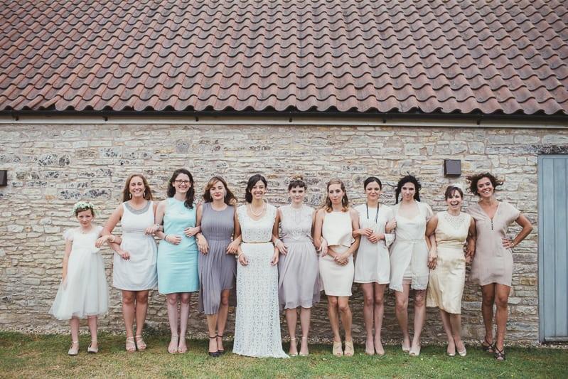 Folly farm wedding by Liron Erel 0091