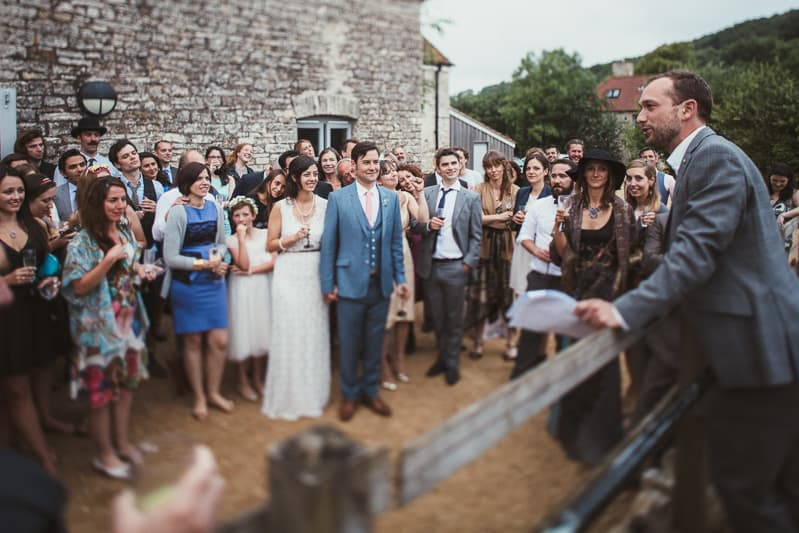 Folly farm wedding by Liron Erel 0109