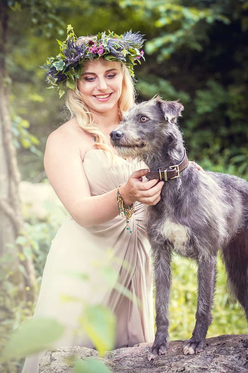 Game of thrones styled shoot wedding inspiration 8