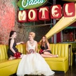 A Retro Glam Styled Shoot