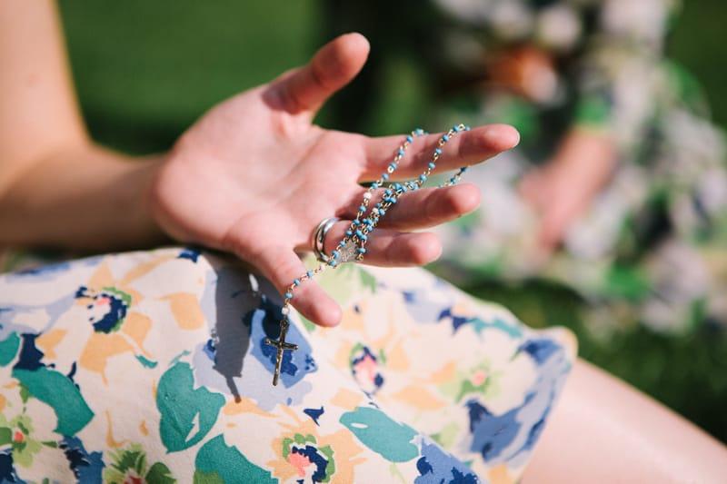 Stylish, Intimate Family Picnic Wedding (15)