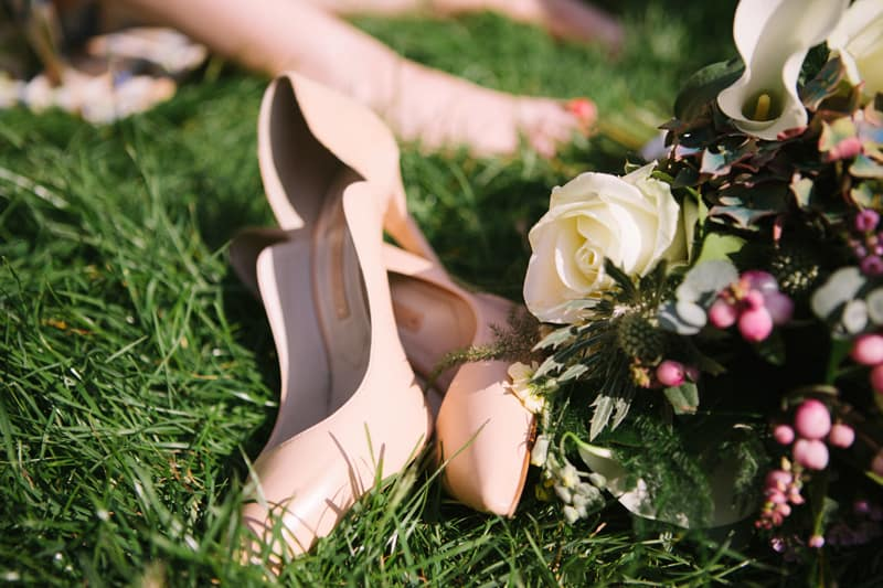 Stylish, Intimate Family Picnic Wedding (16)