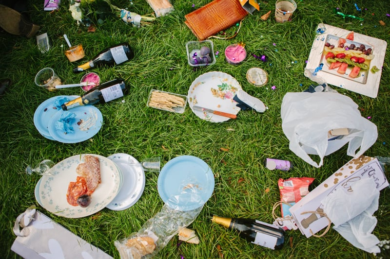 Stylish, Intimate Family Picnic Wedding (23)