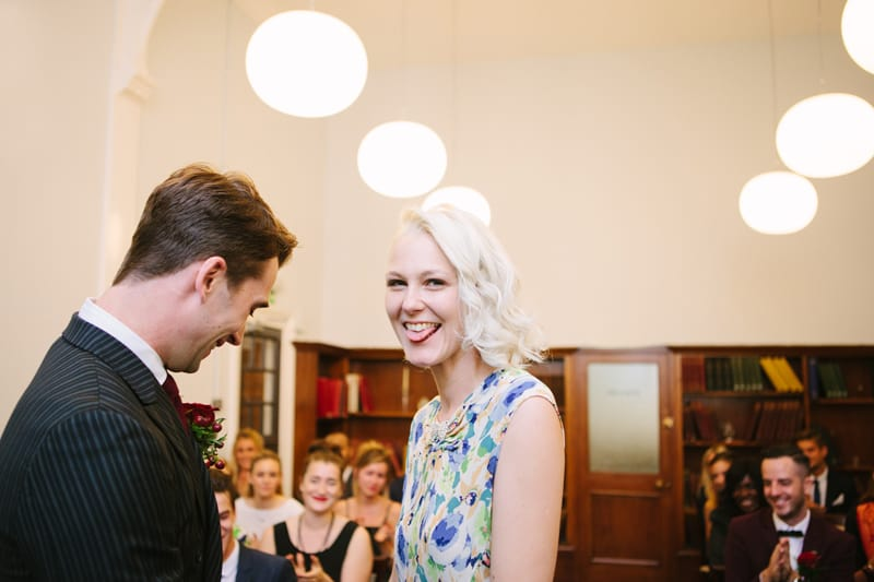 Stylish, Intimate Family Picnic Wedding (7)