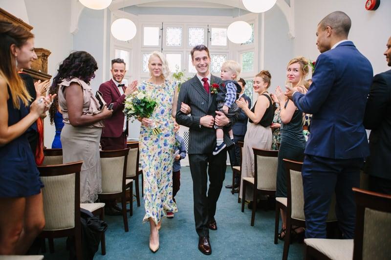Stylish, Intimate Family Picnic Wedding (9)