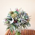 A Rustic & Natural Wedding Filled With Succulents