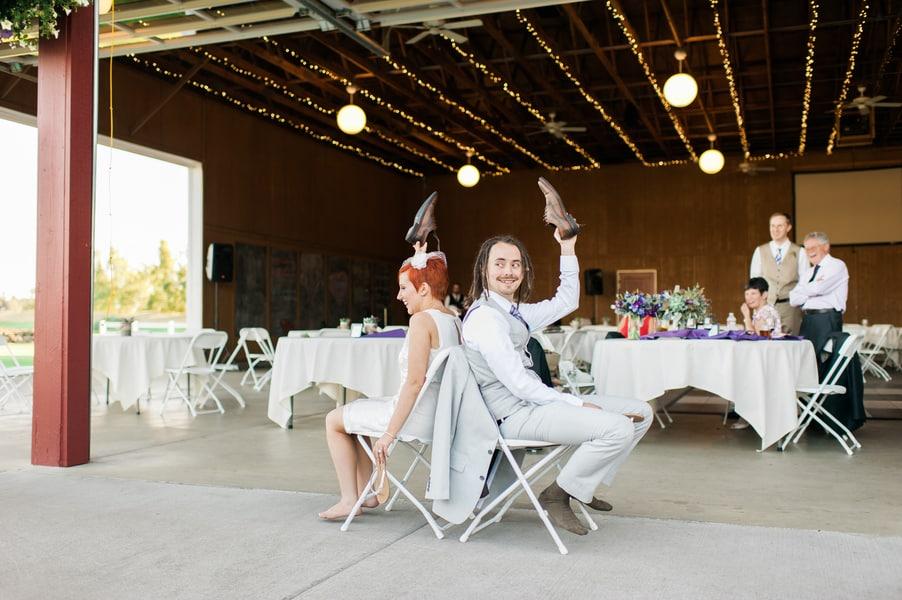 Succulent Laid Back Wedding 35