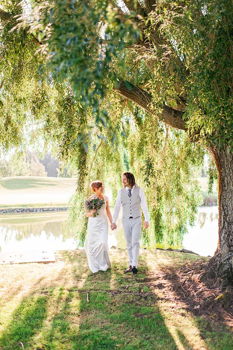 Succulent Wedding Bouquet Beautiful Unique 2