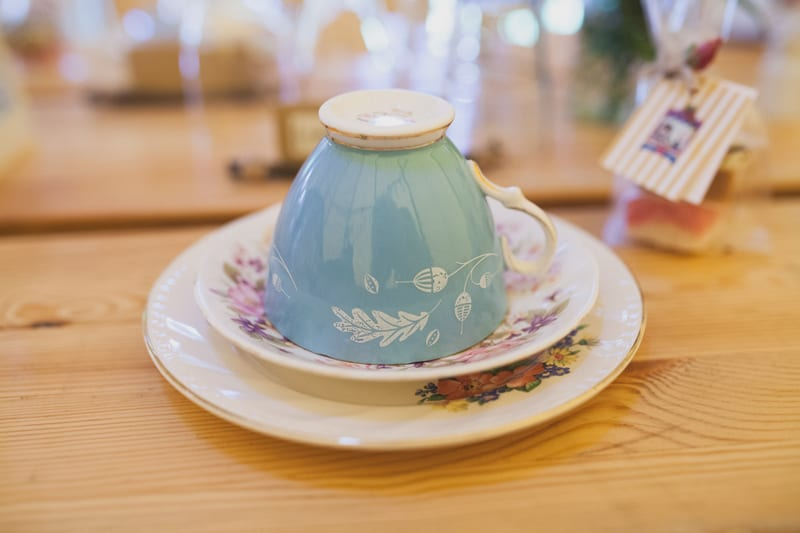 What style of Crockery Sally T Photography